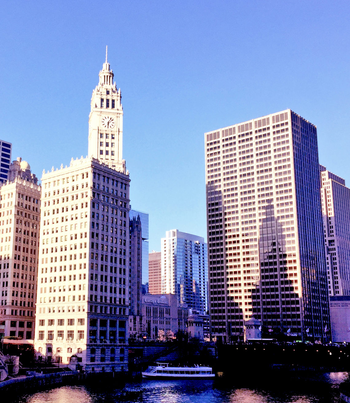 Where to Stay in Chicago - Chicago Skyline