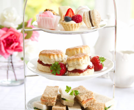 Where to Take Afternoon Tea in London