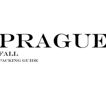 What to Wear to Prague in the Fall